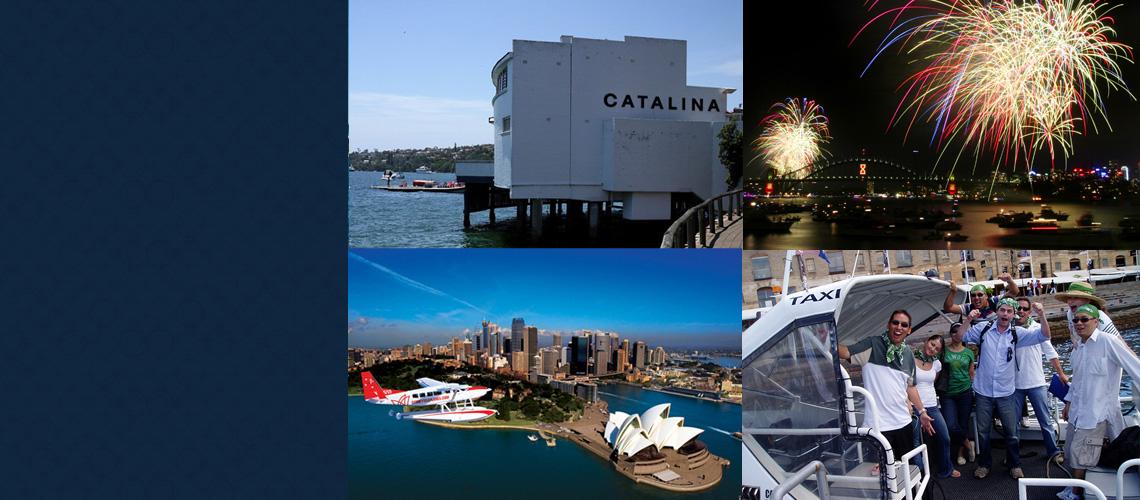 sydney harbour packages