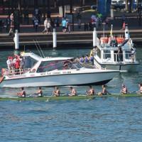 australian boat race 2014