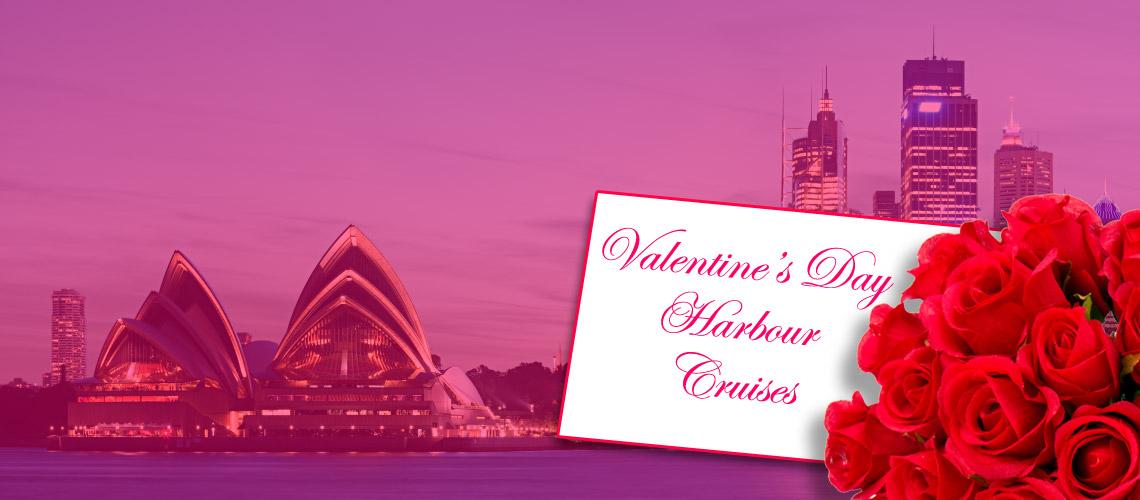 sydney harbour cruise valentines day