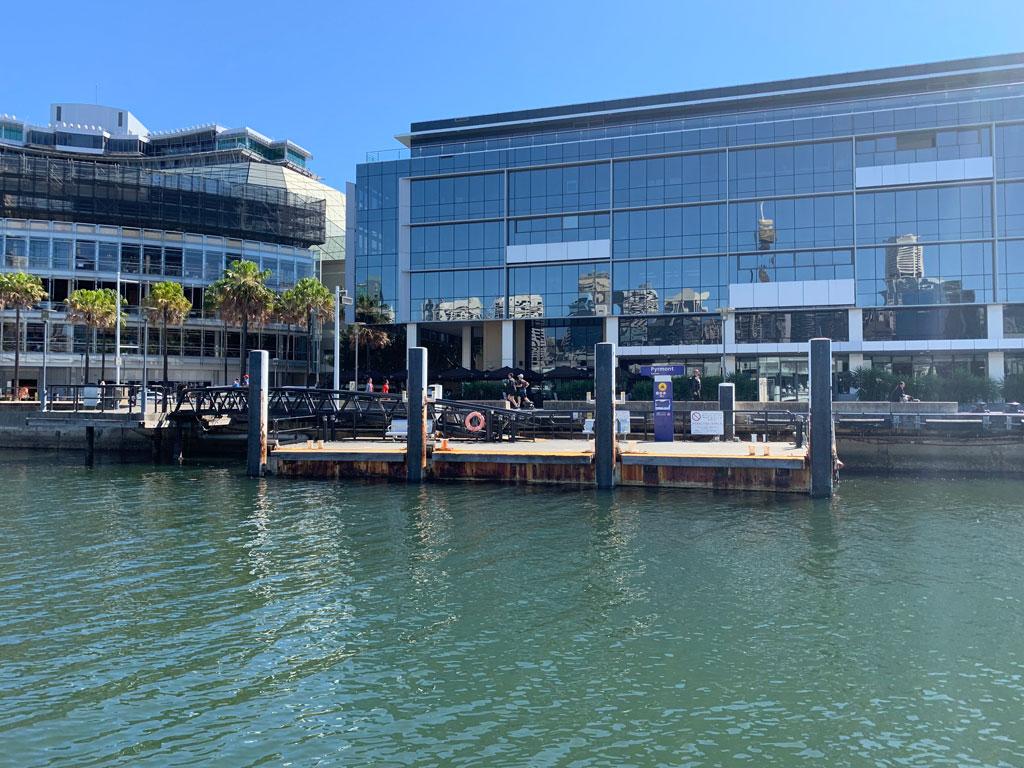 water taxi star city casino sydney