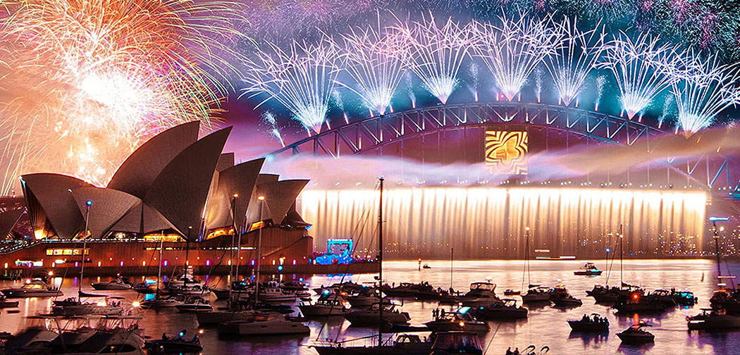 new years eve harbour cruise sydney