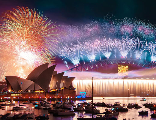 new years eve harbour cruises
