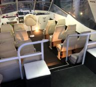 Water Limousine – Internal