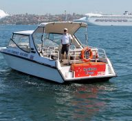 Water Limousine – Southern Cross
