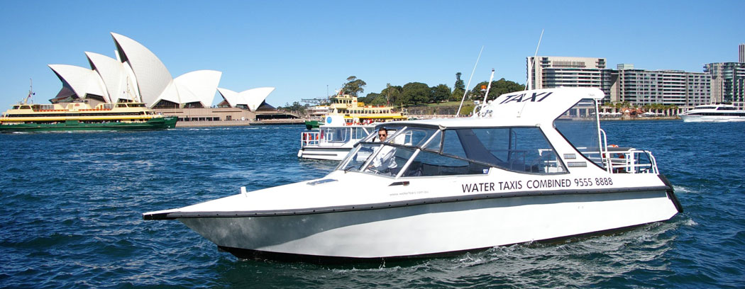 water taxi sydney