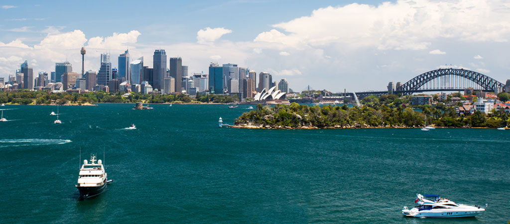 boat transfers sydney harbour