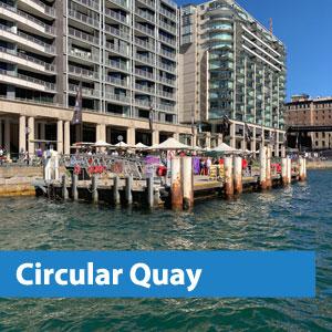 circular quay water taxis