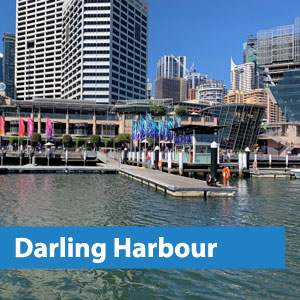 darling harbour water taxis