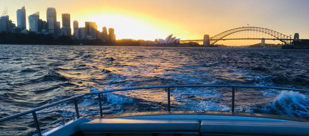 scattering ashes sydney harbour