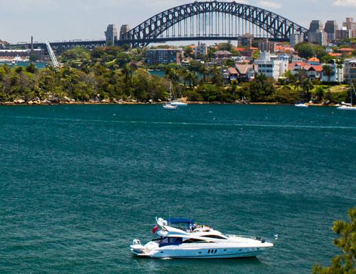 sydney harbour boat transfer service