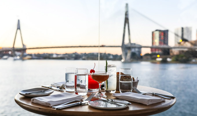 sydney harbour cruise dining experiences