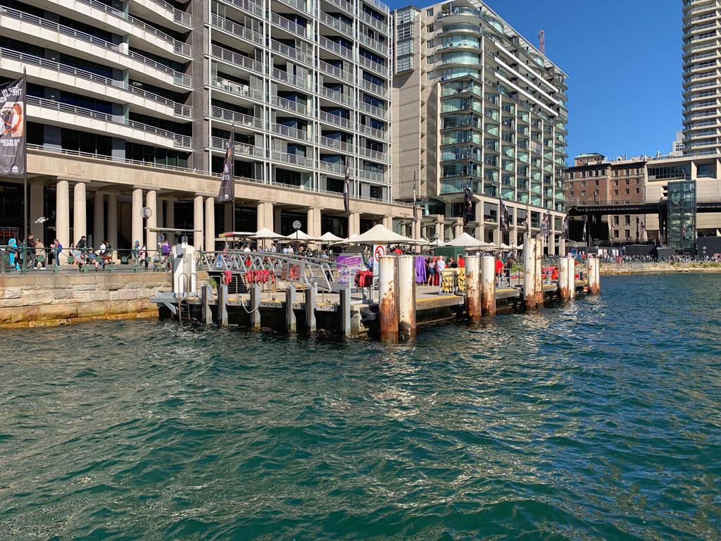 water taxis circular quay