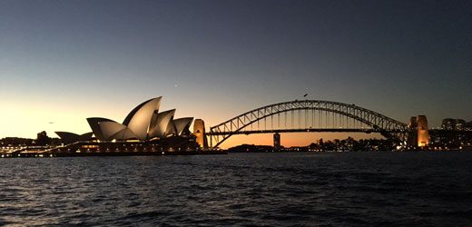 water taxis sydney