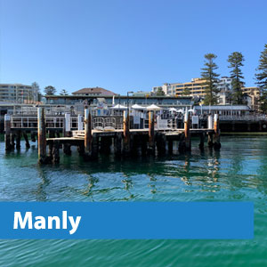 manly water taxis